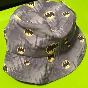 Baby Batman Sun hat